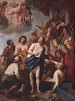 Martyrdom of the Four Crowned | Gaspard de Crayer | Oil Painting