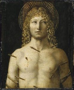 Saint Sebastian | Italian School th Century   Unknown | Oil Painting