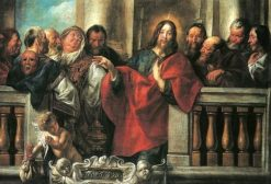 Christ and the Pharisees | Jacob Jordaens | Oil Painting