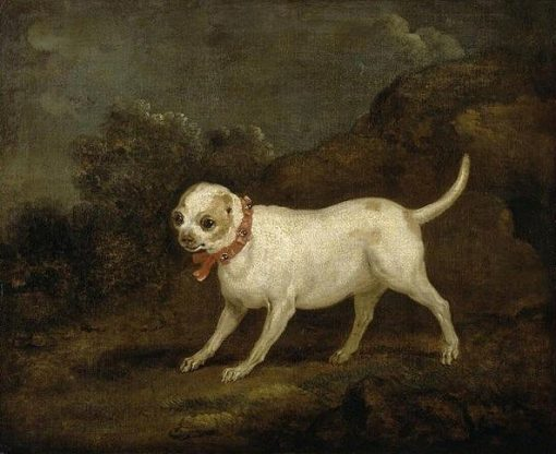 Carlin in the Countryside | Jean Baptiste Oudry | Oil Painting