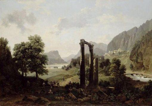 Landscape | Jean Victor Bertin | Oil Painting