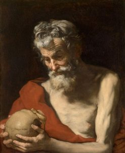 Saint Jerome | Jusepe de Ribera | Oil Painting