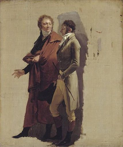 Guillaume Guillon called Lethiere (1760-1832)