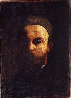 Portrait of the Artist | Odilon Redon | Oil Painting