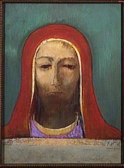 Le Silence | Odilon Redon | Oil Painting