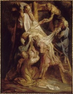 Descent from the Cross   Peter Paul Rubens   Oil Painting