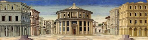 An Ideal City | Italian school th Century   Unknown | Oil Painting
