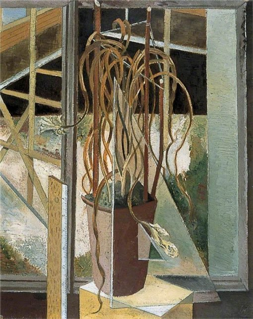 Dead Spring | Paul Nash | Oil Painting