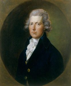 William Pitt the Younger | Gainsborough Dupont | Oil Painting