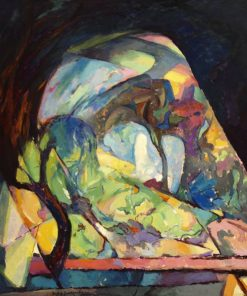 The Tree of Life | Hugh Henry Breckenridge | Oil Painting