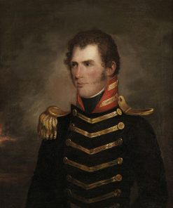 Captain Selah Strong (possibly) | John Neagle | Oil Painting