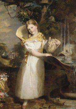 Matilda Washington Dawson   John Neagle   Oil Painting