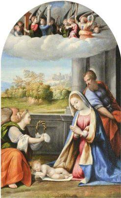Holy Family | Il Garofalo | Oil Painting