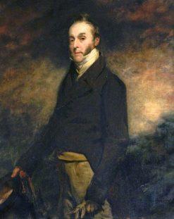 George Hay Dawkins-Pennant   John Jackson   Oil Painting