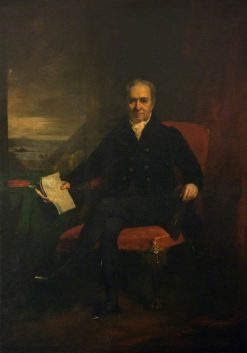 The Right Honourable William Adam | Colvin Smith | Oil Painting