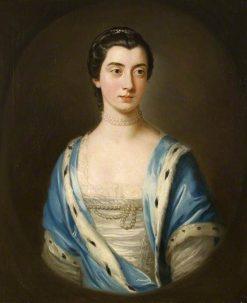 Mary Bernard | Allan Ramsay | Oil Painting