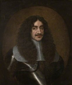 Charles II (1630-1685) | Dutch School th Century   Unknown | Oil Painting