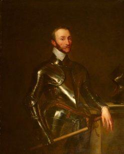 Sir Henry Percy (c.1532-1585)