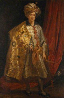 Sir Robert Shirley (1581-1628) | Anthony van Dyck | Oil Painting