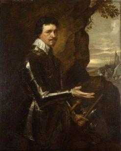 Sir Thomas Wentworth (1593-1641) | Anthony van Dyck | Oil Painting
