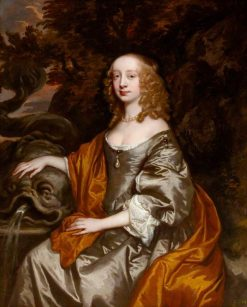 Lady Anne Percy | Peter Lely | Oil Painting