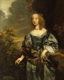 Lady Anne Percy (1633-1654)