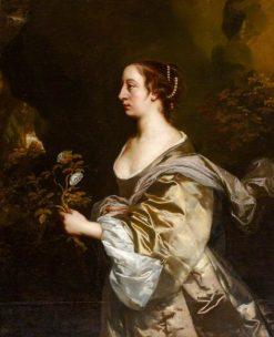 Possibly Sophia Fairholme (1668-1716)