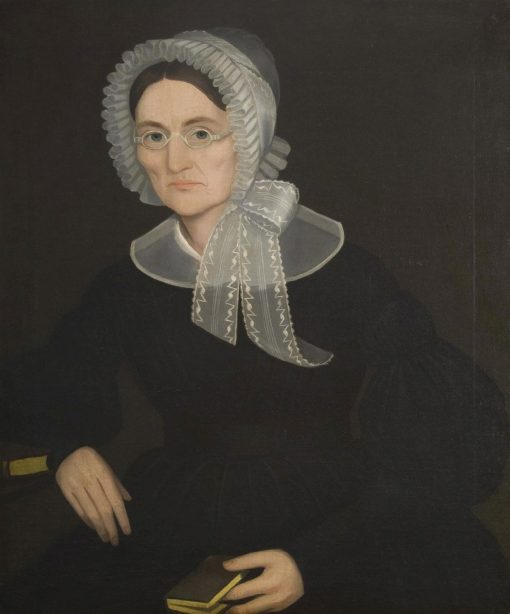Portrait of a Woman   Ammi Phillips   Oil Painting