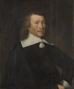 Portrait of a Man   Anthonie Palamedesz   Oil Painting