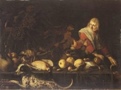 Still Life with a Woman