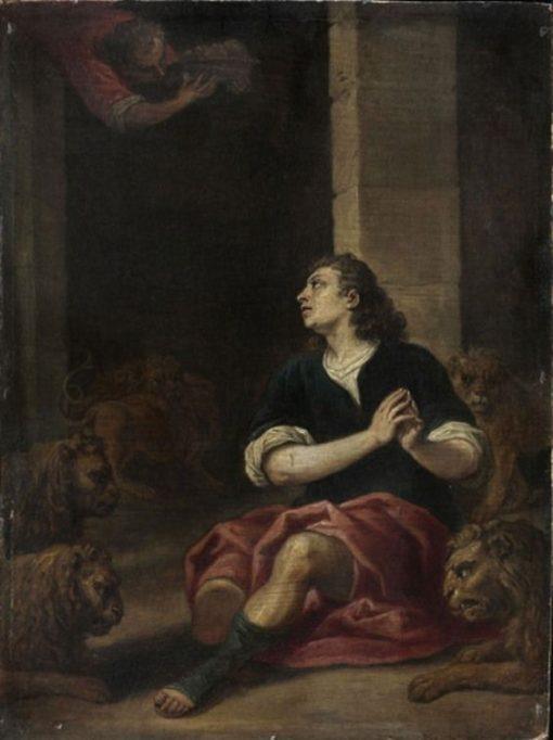 Daniel in the Lion's Den | David Teniers II | Oil Painting