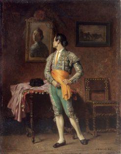 Toreador's Toilet | Eduardo Zamacois y Zabala | Oil Painting