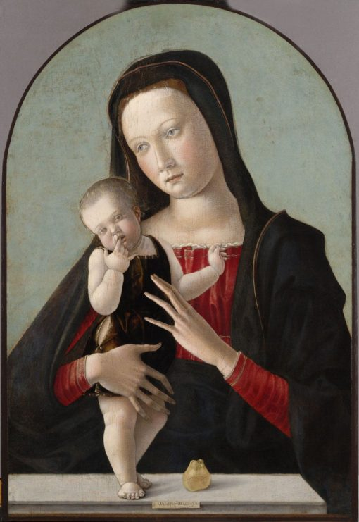 Virgin and Child | Giovanni Bellini | Oil Painting
