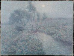 Silver Light | Hugh Henry Breckenridge | Oil Painting