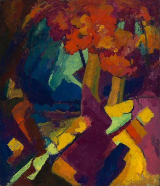 Autumn | Hugh Henry Breckenridge | Oil Painting