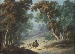 Landscape | Jean Pillement | Oil Painting
