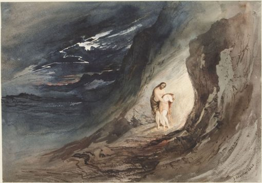 The Expulsion of Adam and Eve from Paradise | John Martin | Oil Painting