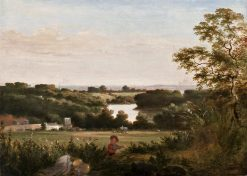 View from Belmont near Philadelphia | John Neagle | Oil Painting