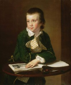 Portrait of William Rastall | Joseph Wright of Derby | Oil Painting