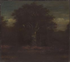 Forest of Compiegne | Jules DuprE | Oil Painting