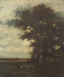 Great Oak | Jules DuprE | Oil Painting