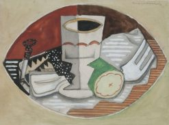 Still Life | Louis Marcoussis | Oil Painting