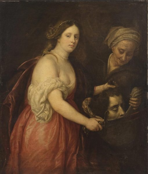 Diana with the Head of Holofernes | Pieter Claesz. Soutman | Oil Painting