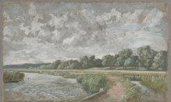 Landscape | Roger Eliot Fry | Oil Painting