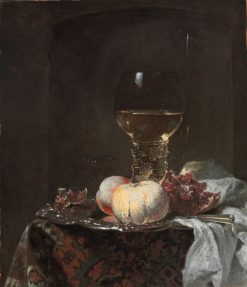 Still Life with a Roemer | Willem Kalf | Oil Painting