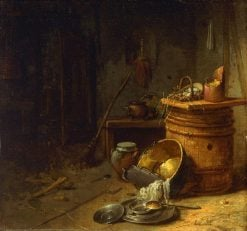 Kitchen | Willem Kalf | Oil Painting