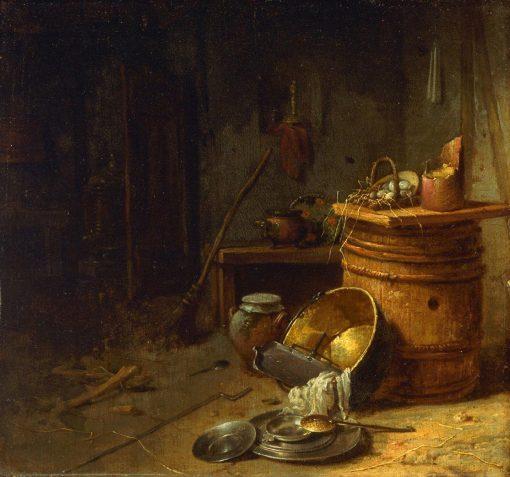 Kitchen | Willem Kalf | Oil Painting