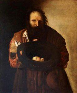 The Beggar | Georges de La Tour | Oil Painting