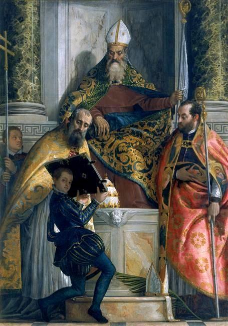 St. Anthony Abbot with St. Cornelius
