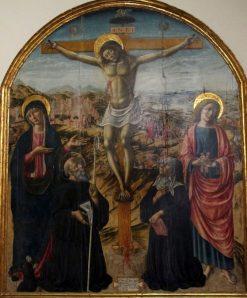 Crucifixion | Andrea di Niccolò di Giacomo | Oil Painting